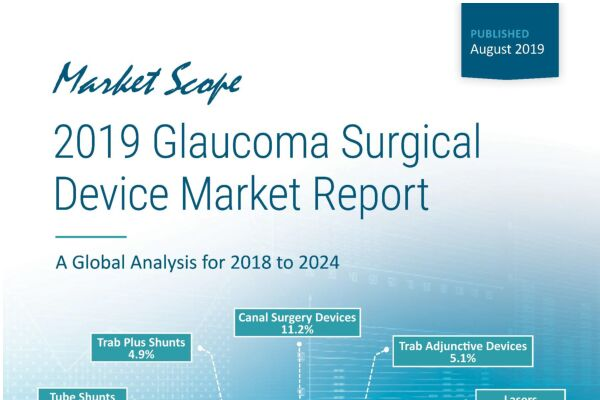2019 Glaucoma Surgical Device Market Report: A Global Analysis for 2018 to 2024, August, 2019